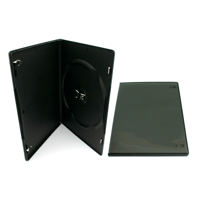 Standard Black DVD Case