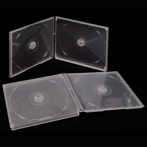 Double CD Mailer Case