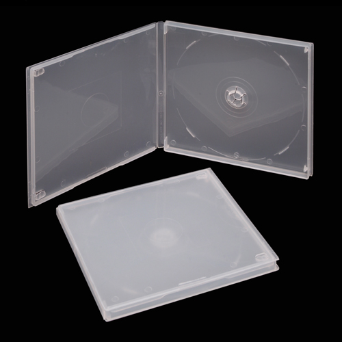 Single CD Mailer Case
