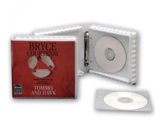 1449 Presentation Folder – Up To 24 Discs